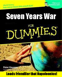 Seven Years War for Dummies