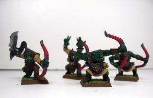 Orc Arrer Boyz