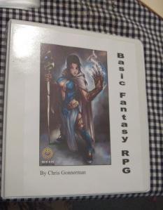 Basic Fantasy Rulebook
