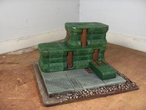 Sci-Fi terrain front
