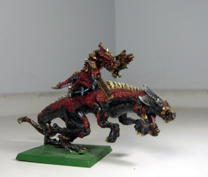 Lord on Carnosaur